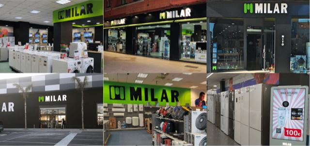 Imagen de La cadena Milar inicia su campaña 'Semana extra, seguimos contigo'